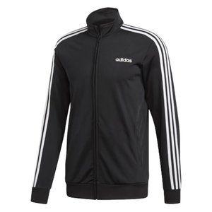 Adidas Youth 3-Stripes Full Zip Jacket Boy's XL